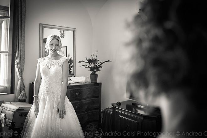 Wedding Photographer in Ravello, Amalfi Coast. Leah & Cj get married. Andrea Corsi intimate wedding photographer in Italy.