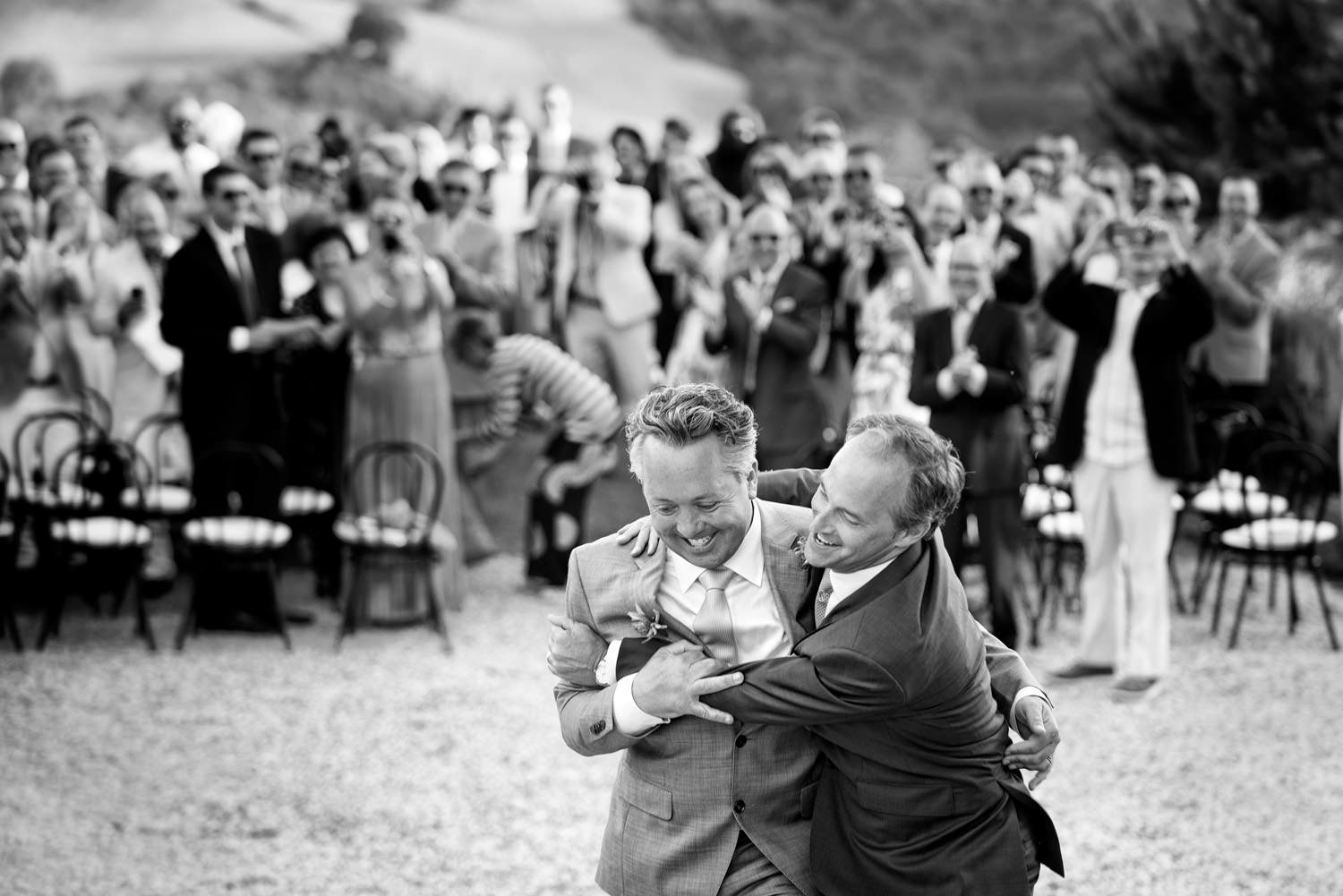 same sex wedding in terre di nano tuscany
