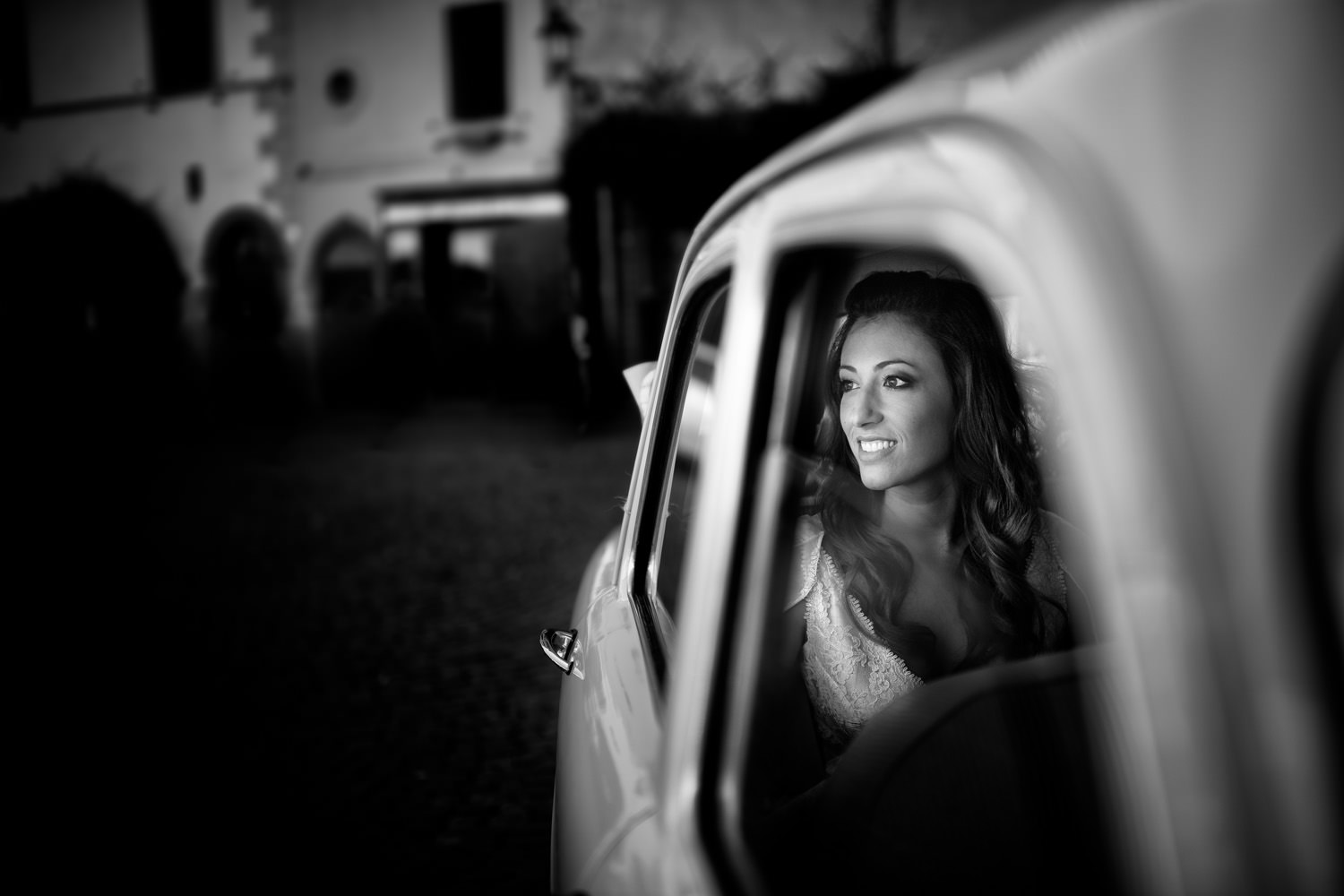 Beautiful Italian Bride