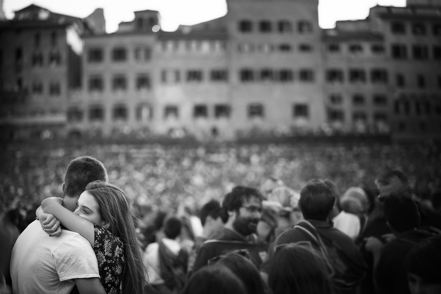 Engagement session in Siena.