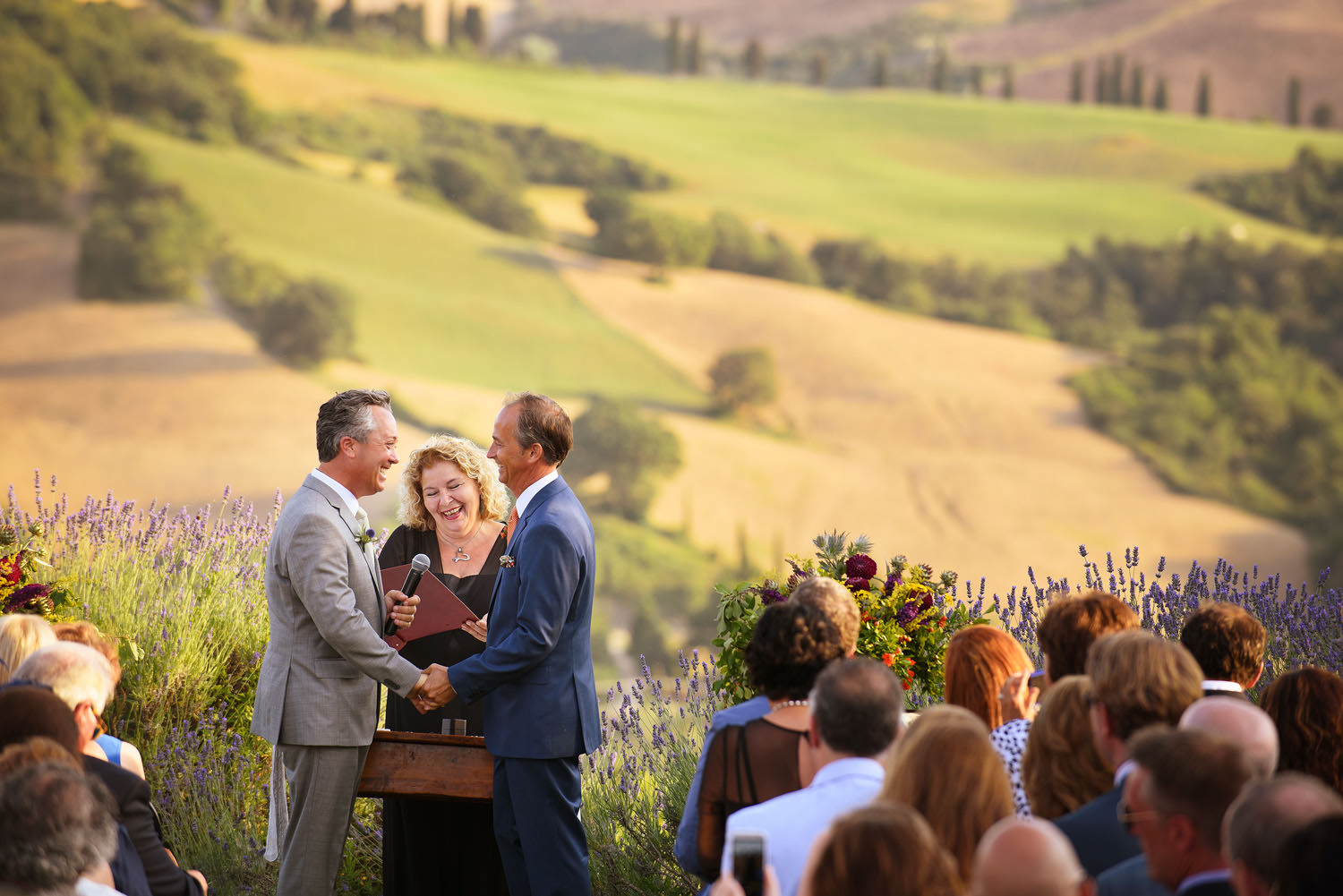 same sex wedding in terre di nano