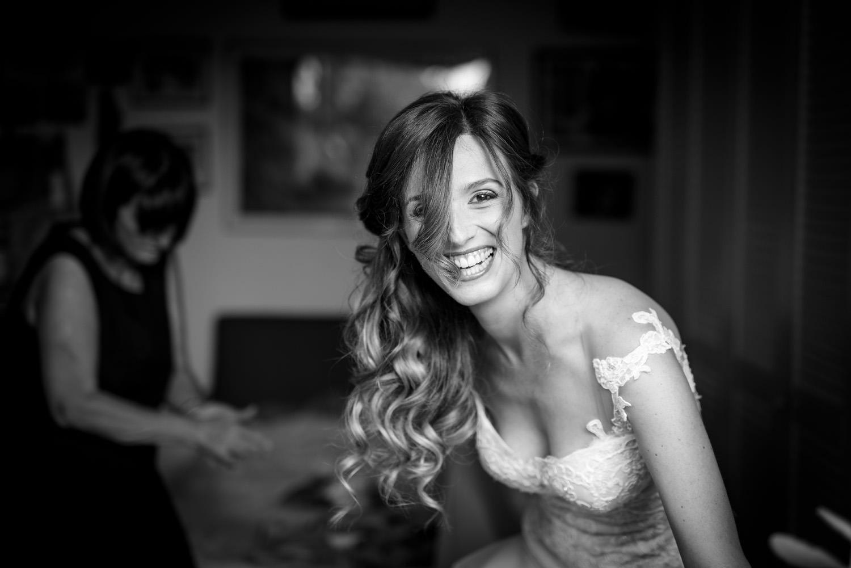 Una splendida sposa Italiana. Siena.