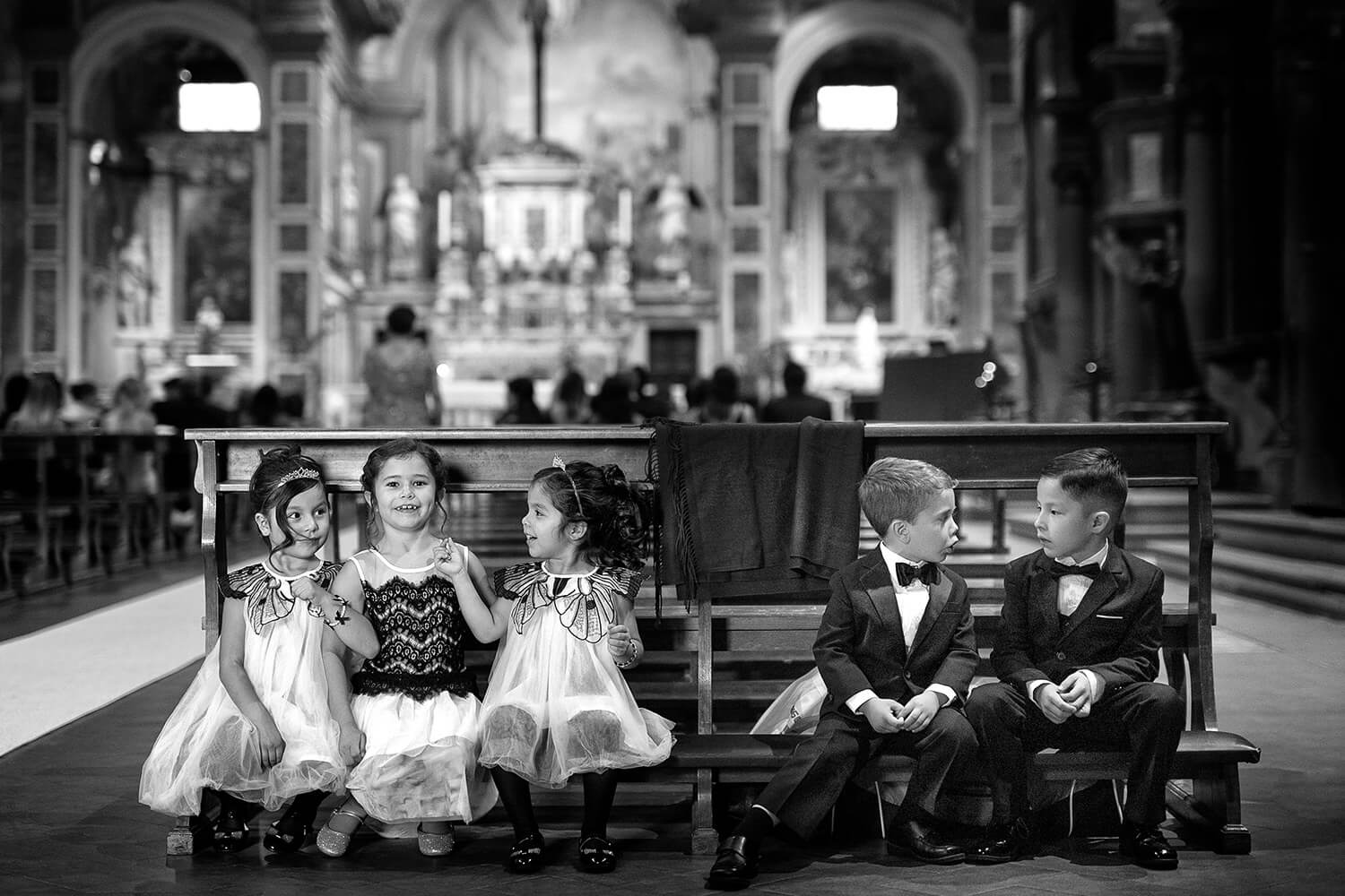 Wedding Photojournalist in Tuscany