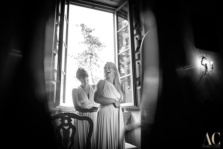 Wedding Photographer Gaiole in Chianti (Siena) Intimate wedding in Tuscany, Castello di Meleto: Lizzy and Guy get married. Andrea Corsi italian destination wedding photographer.