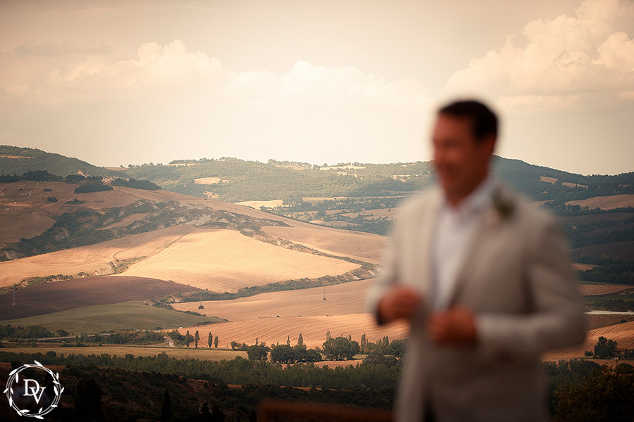 get married in Val D'Orcia