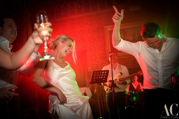 Sorcha and David , Crazy wedding in Italy