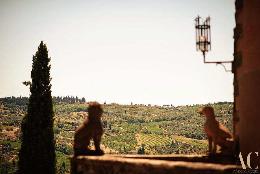 Wedding photographer in Chianti, Villa Vignamaggio. Andrea Corsi wedding photographer in Italy 004