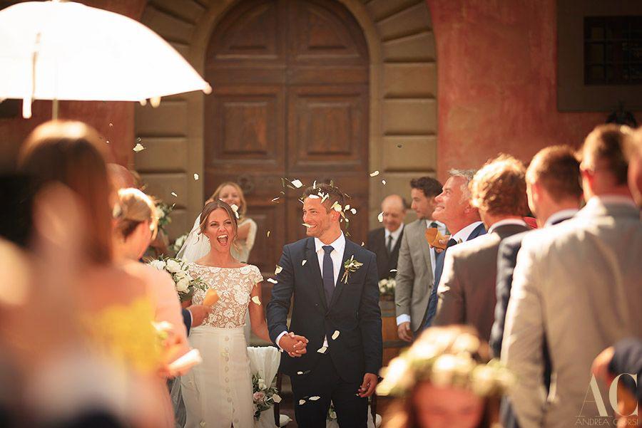 Villa Vignamaggio Wedding location