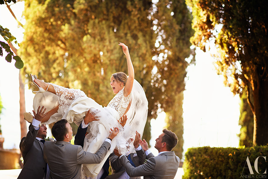 Wedding photographer in Chianti, Villa Vignamaggio. Andrea Corsi wedding photographer in Italy