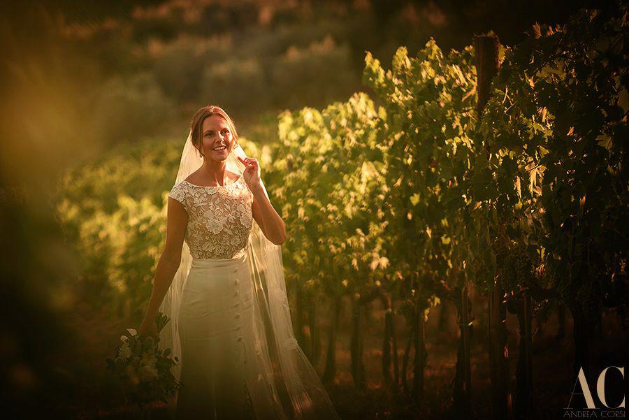 Tuscan Countryside wedding
