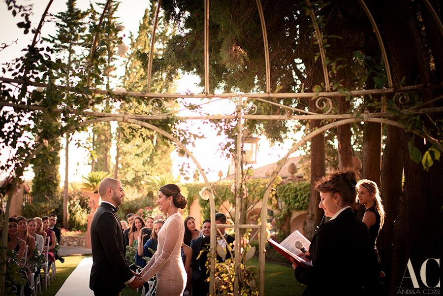 Atica fattoria di Paterno Destination wedding