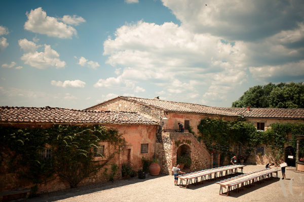 Villa Catignano wedding photographer