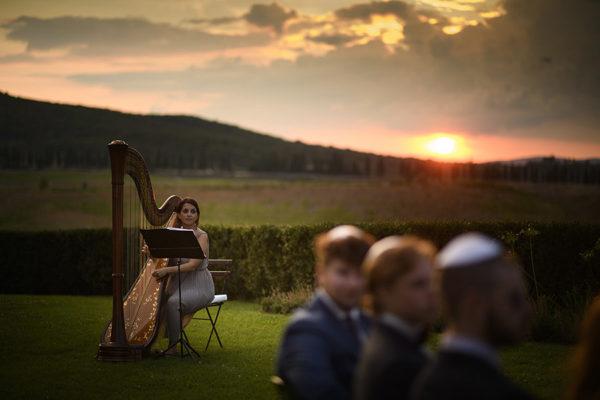 Rosewood Castiglion del Bosco wedding photographer .Amazing Jewish wedding on tuscan hills